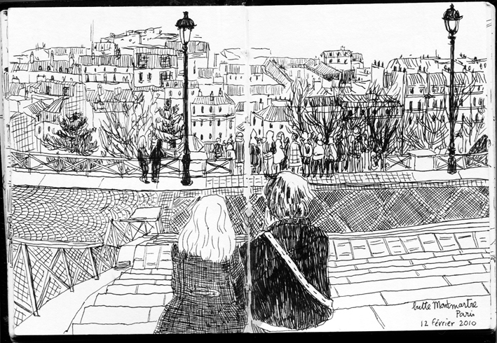 Montmartre 2010 - aureliegrand | ello