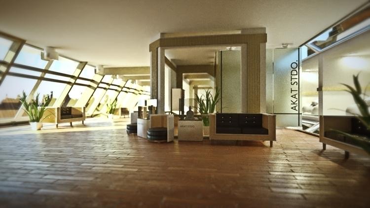 Studio - 3d - atolbert11 | ello