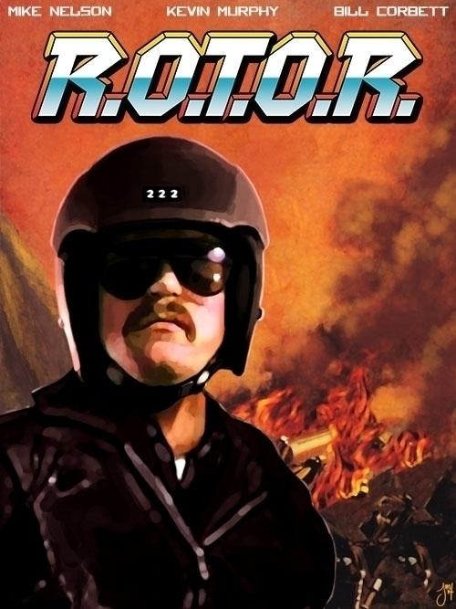 alternate poster RiffTrax: show - jasonmartin-1263 | ello