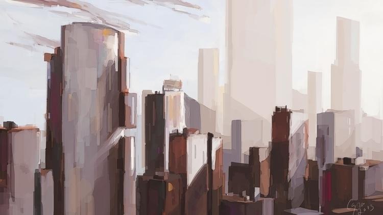 city - cityscape - cajva | ello