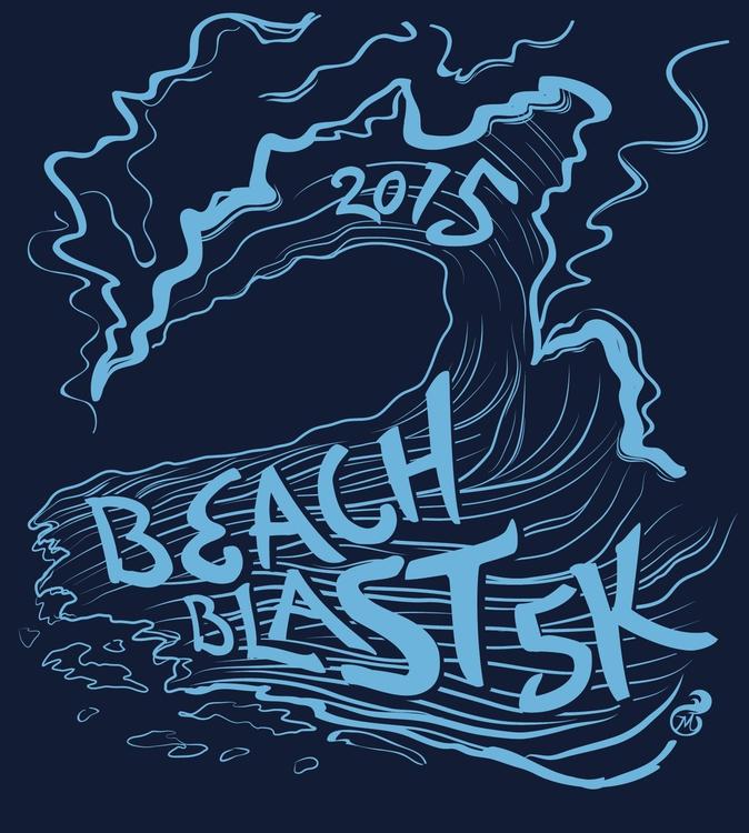 Final official design Beach Bla - mohuneycutt | ello
