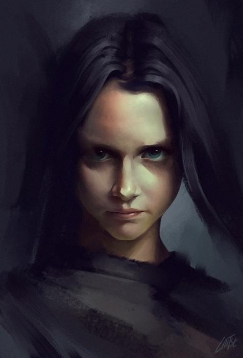 Portrait Study 1 - sykugen | ello