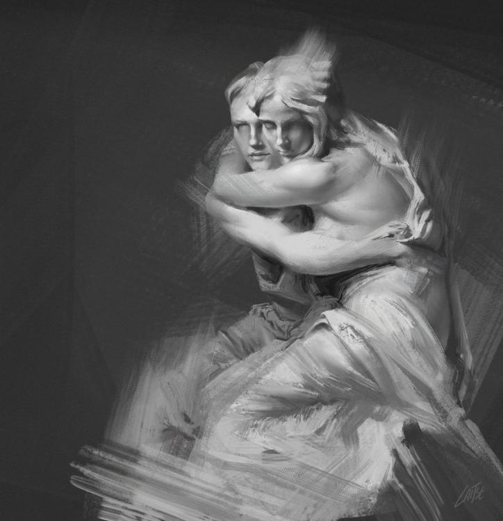 Sculpture Study 2 - sykugen | ello