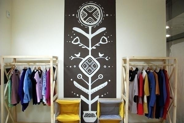 Tree Life Zerno Store, Kyiv - interiordesign - viterzbayraku | ello