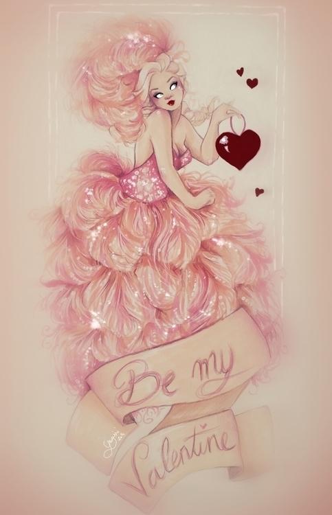 Valentine Pin - valentinesday, valentine - gemini-1318 | ello