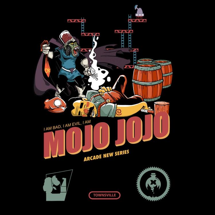 mojojojo, mario, game, illustration - bruno-1160 | ello