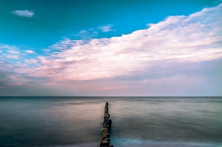 Zen Mood Seascape Blue Turquois - julissimo   ello