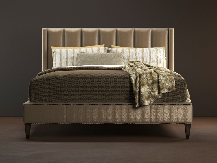 LEXINGTON Tower Place King Bed - adidraw | ello