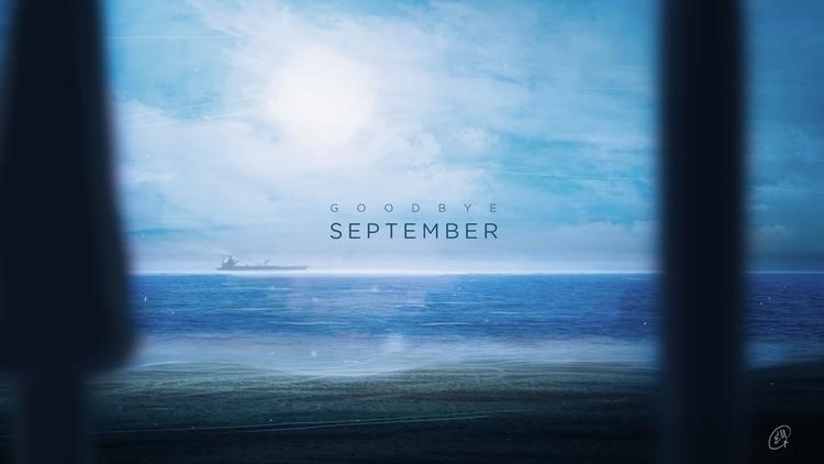 Goodbye September - sketch, sketches - emanuelem | ello