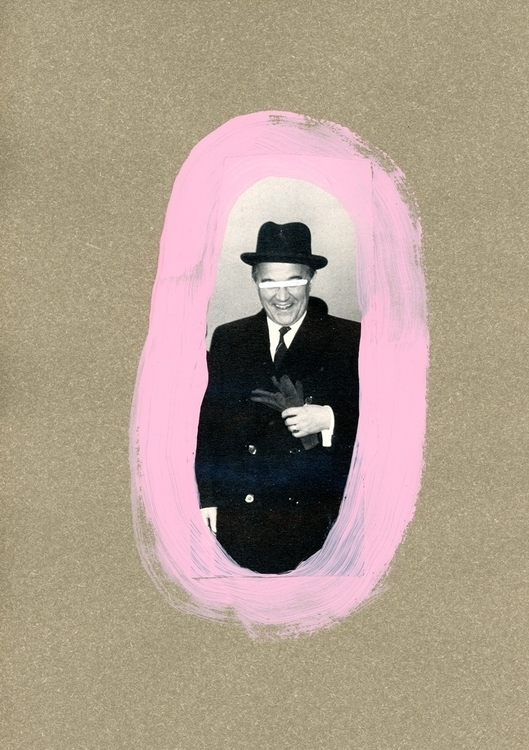 GENT - collage, collageart - kimbogruff | ello