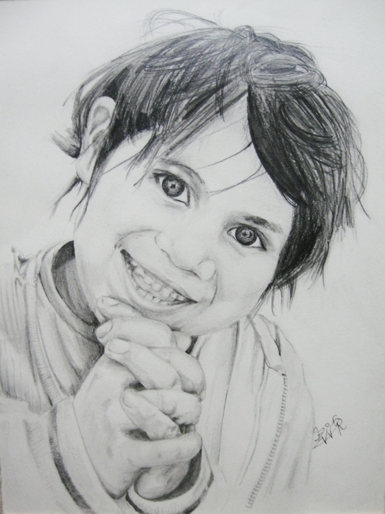 Angel - illustration, painting, drawing - eddyg-1360 | ello