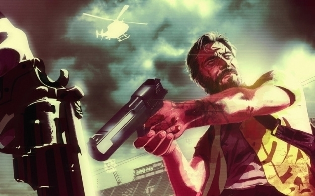 Max Payne fan art - maxpayne, illustration - alemanzella   ello