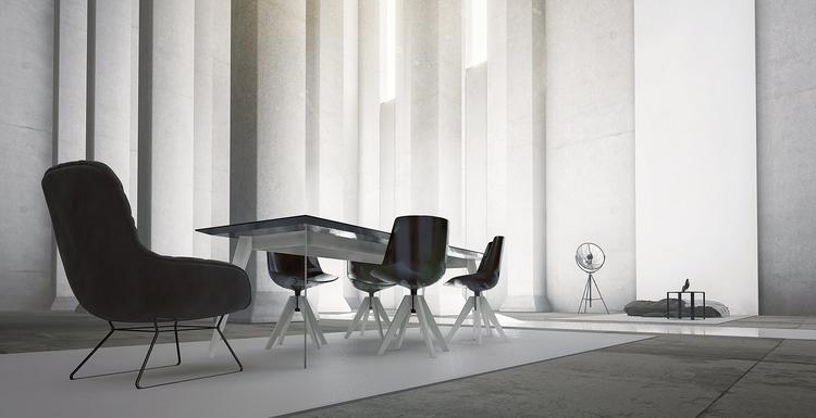 unrealspace / concrete 01 - aerloth | ello
