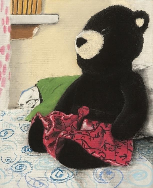 Princess Lucy - bear, dress, doll - jlebedev   ello