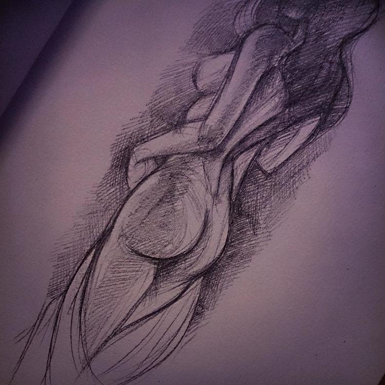 BunnyBrush, illustration, sketch - bunnybrush   ello