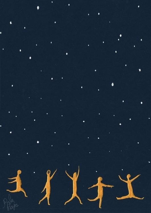 Dancing Night - palahoyos | ello