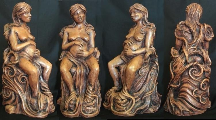 Gaia, Ancient Greek mother Godd - sstruck | ello