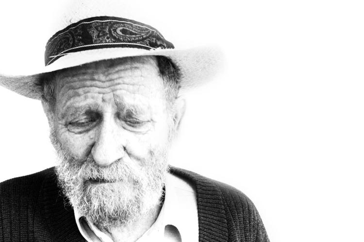 Grandfather - grandfather, blackandwhite - awmphotography | ello