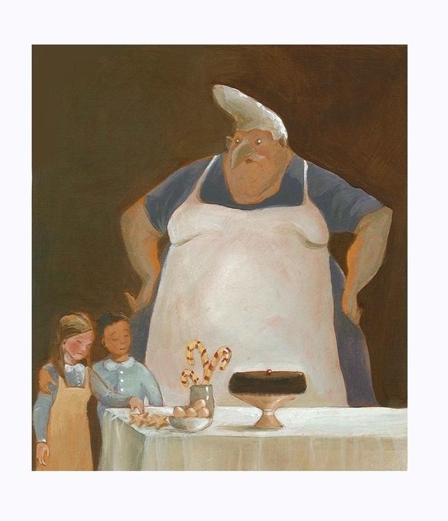 Hansel Gretel - fabianabocchi | ello