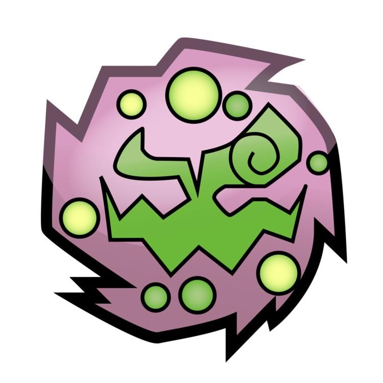 Spiritomb Pokémon Shuffle - pokémon - emcsti | ello