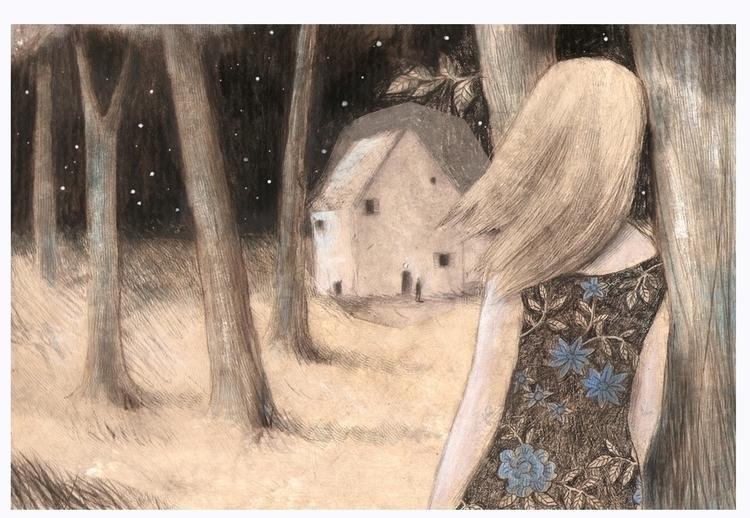 Dark seasons, shelter heart - fabianabocchi | ello