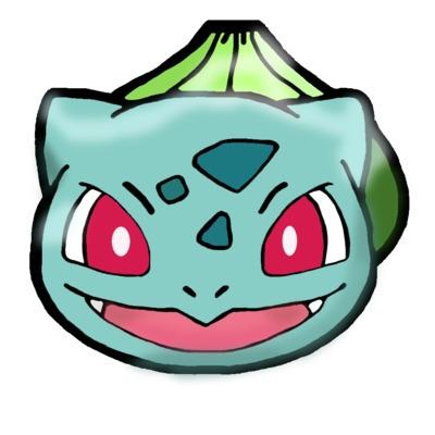 Bulbasaur Pokémon Shuffle - avatar - emcsti | ello