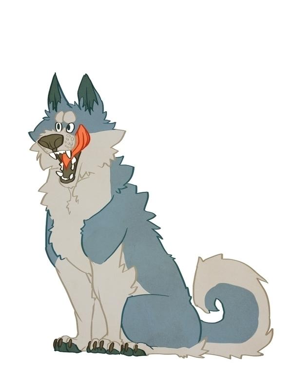 Akita - akita, shibainu, dog, pet - samlbrown | ello