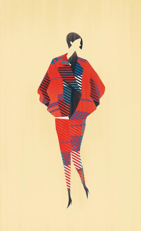 Fashion practice. Issey Miyake  - jasuhu | ello