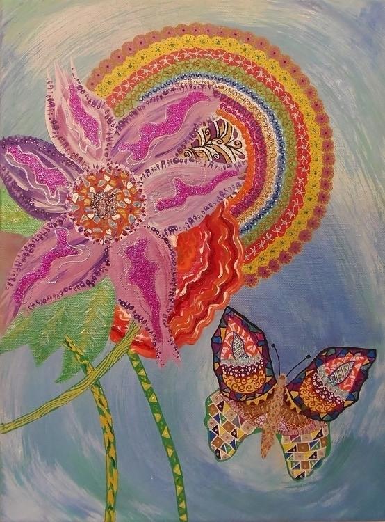 Colors Rainbow - mariposa101 | ello