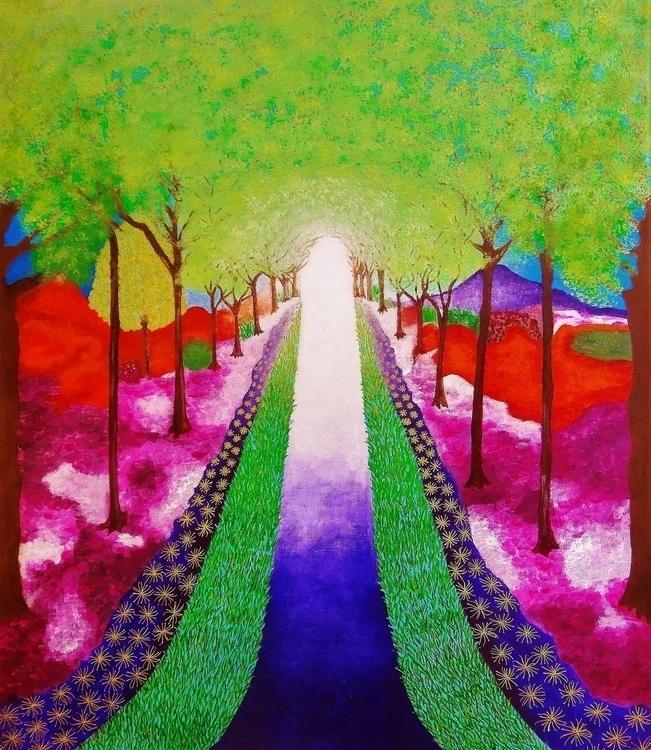 Healing Path 2 - mariposa101 | ello