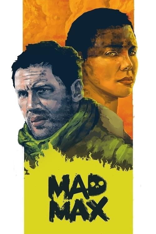MAD MAX  - madmax - davidbelliveau | ello
