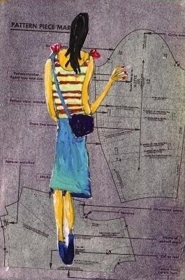 Fashion moment 2007 - fashion, collage - palahoyos | ello