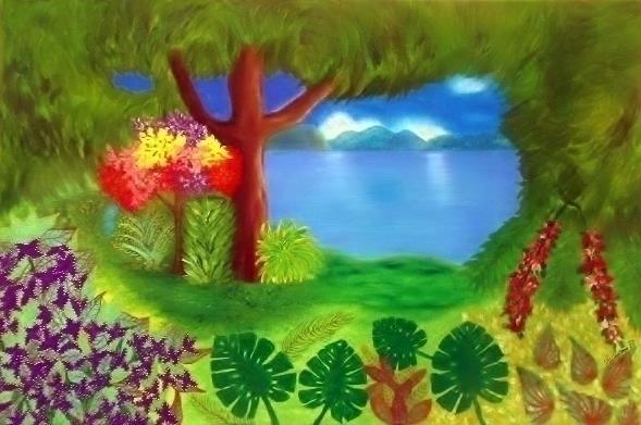 Caribbean Paradise - mariposa101 | ello