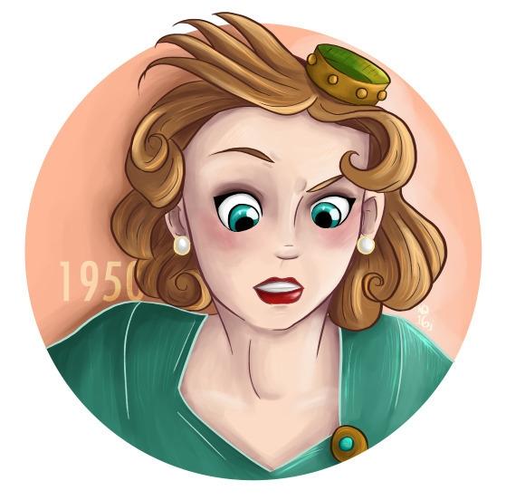 Flossie - illustration, characterdesign - nicacolalite | ello