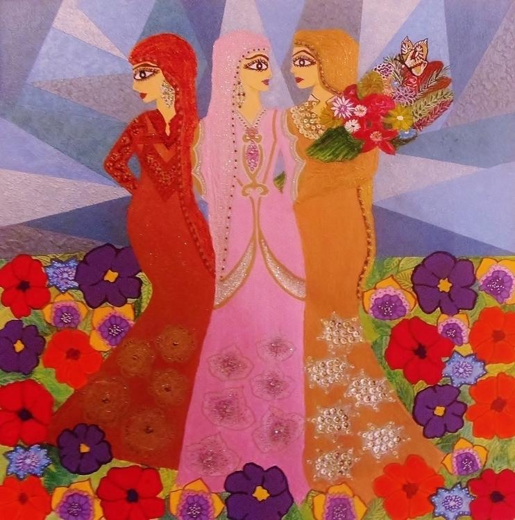 Sisters 1 - mariposa101 | ello