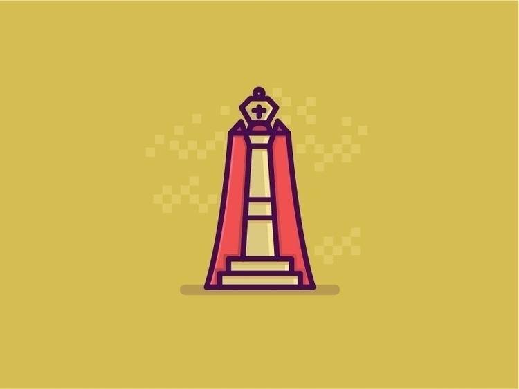 bishop - illustration, icons, icon - nazuba | ello