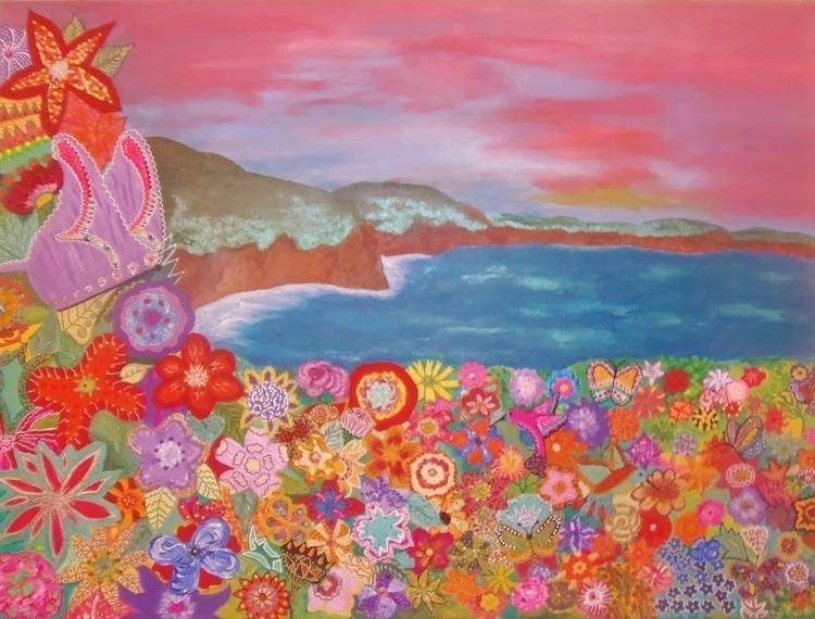 Magical Garden - mariposa101 | ello