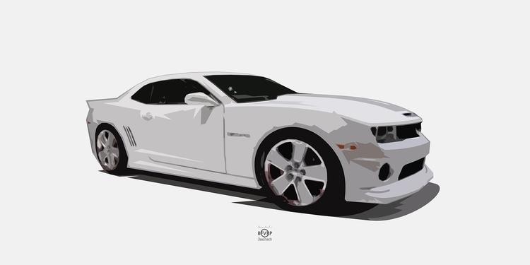 Chevrolet Camaro - car, cars, chevrolet - zelko-4504 | ello
