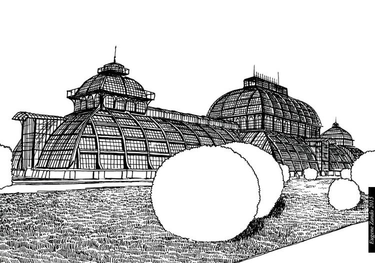 E4 - drawing, illustration - sarychev | ello