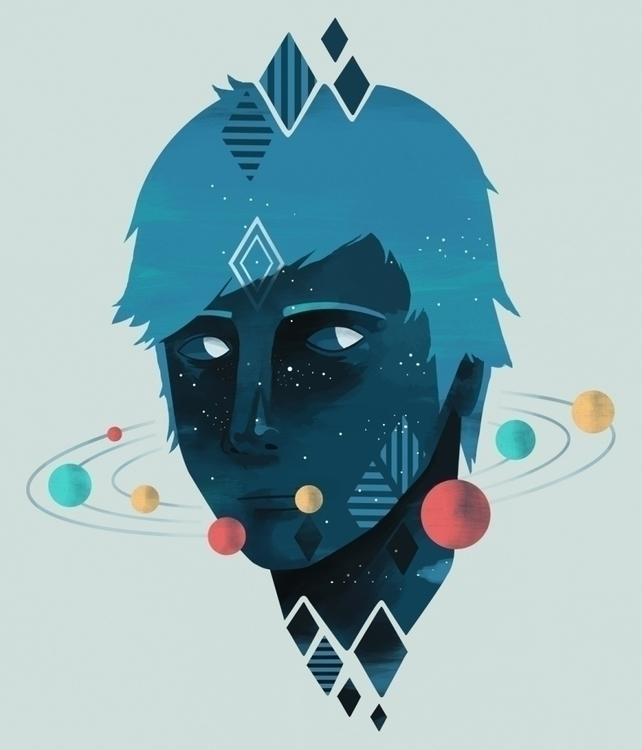 Mind/Space - mind, space, universe - renonogaj | ello