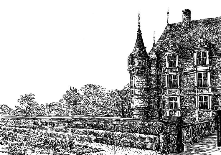 E17 - illustration, drawing - sarychev   ello