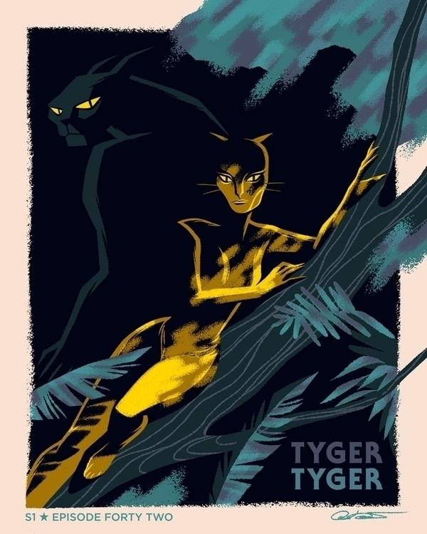 poster Episode 42 Batman Animat - caltsoudas   ello