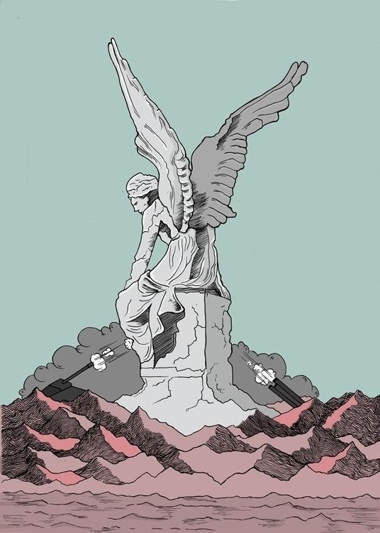 illustration, fridakritikou - fridak | ello