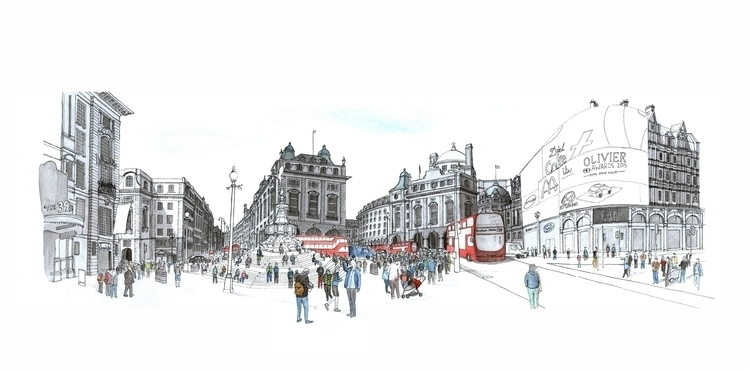 Piccadilly Circus - piccadillycircus - alexanderashby | ello