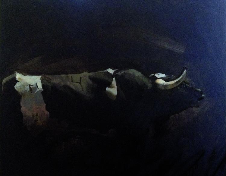 oilpainting, classicalrealism - marianoperes | ello