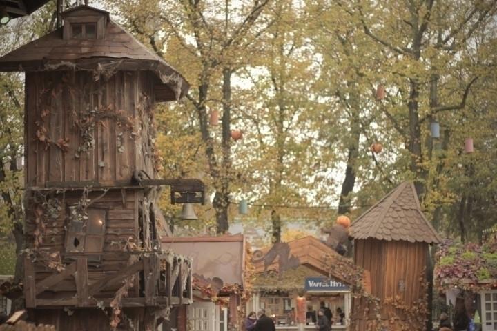 Tivoli Gardens | Halloween Seas - joanasantos | ello