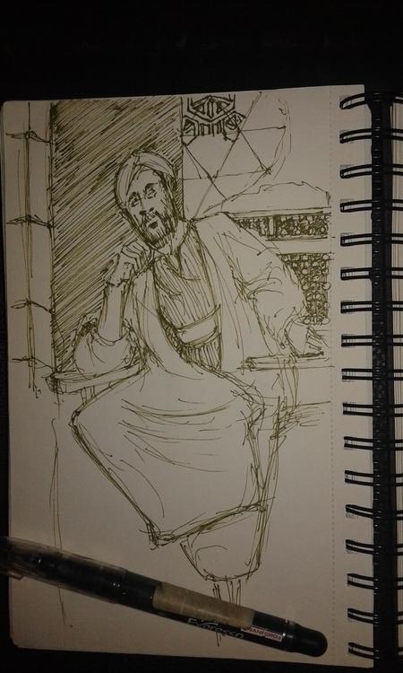 illustration, design, drawing - ibrahemghareeb   ello