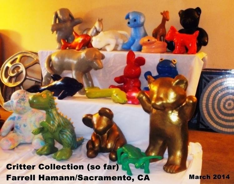 Part 21 piece Critter Collectio - farrellhamann | ello