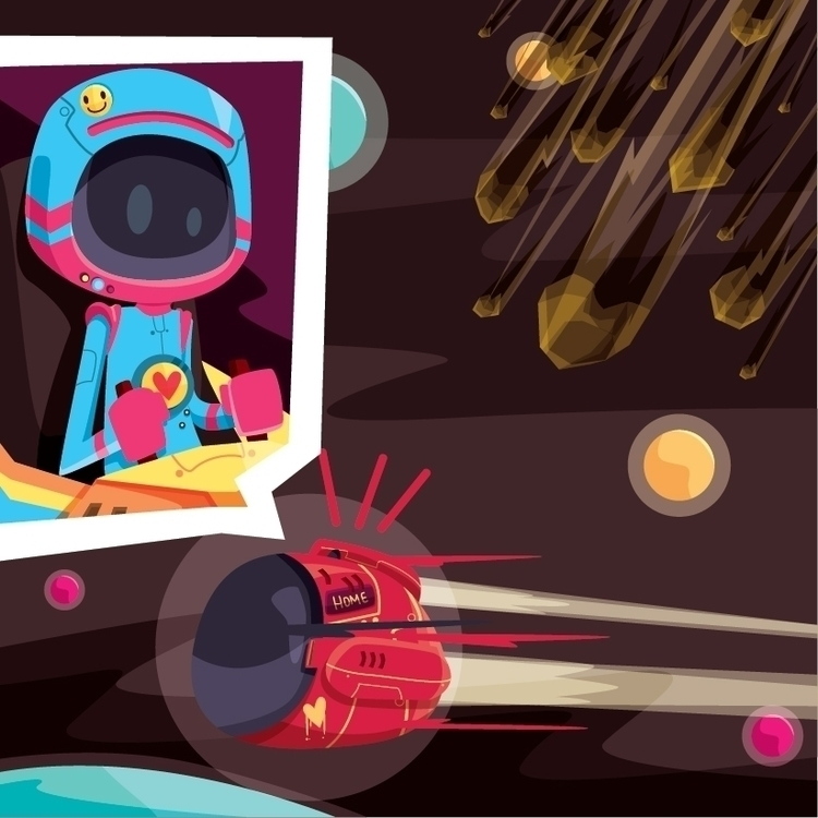 Meteor Attack!  - theadventuresofloa - saleseles | ello