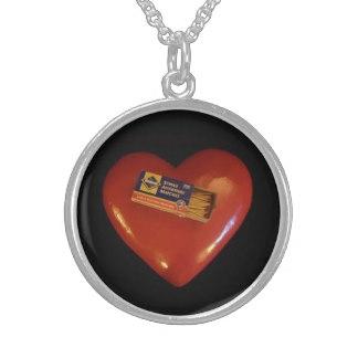 Heart Matches pendant, charm, n - farrellhamann   ello